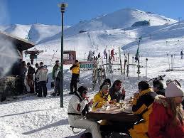 أنشطة في جبل التزلج بوزداغ كاياك ازمير تركيا | جبل بوزداغ كاياك فى تركيا