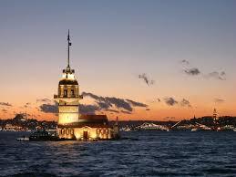 أنشطة في برج الفتاة اسطنبول تركيا