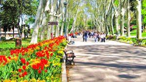حديقة اميرجان اسطنبول تركيا