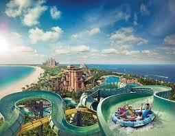 أنشطة في حديقة أكوافنتشر المائية دبي الامارات