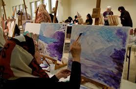 أنشطة في متحف الشارقة للفنون الامارات | اكتشف متحف الشارقة للفنون