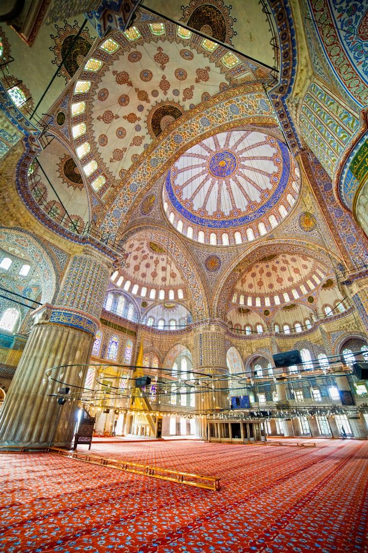 جامع السلطان أحمد اسطنبول