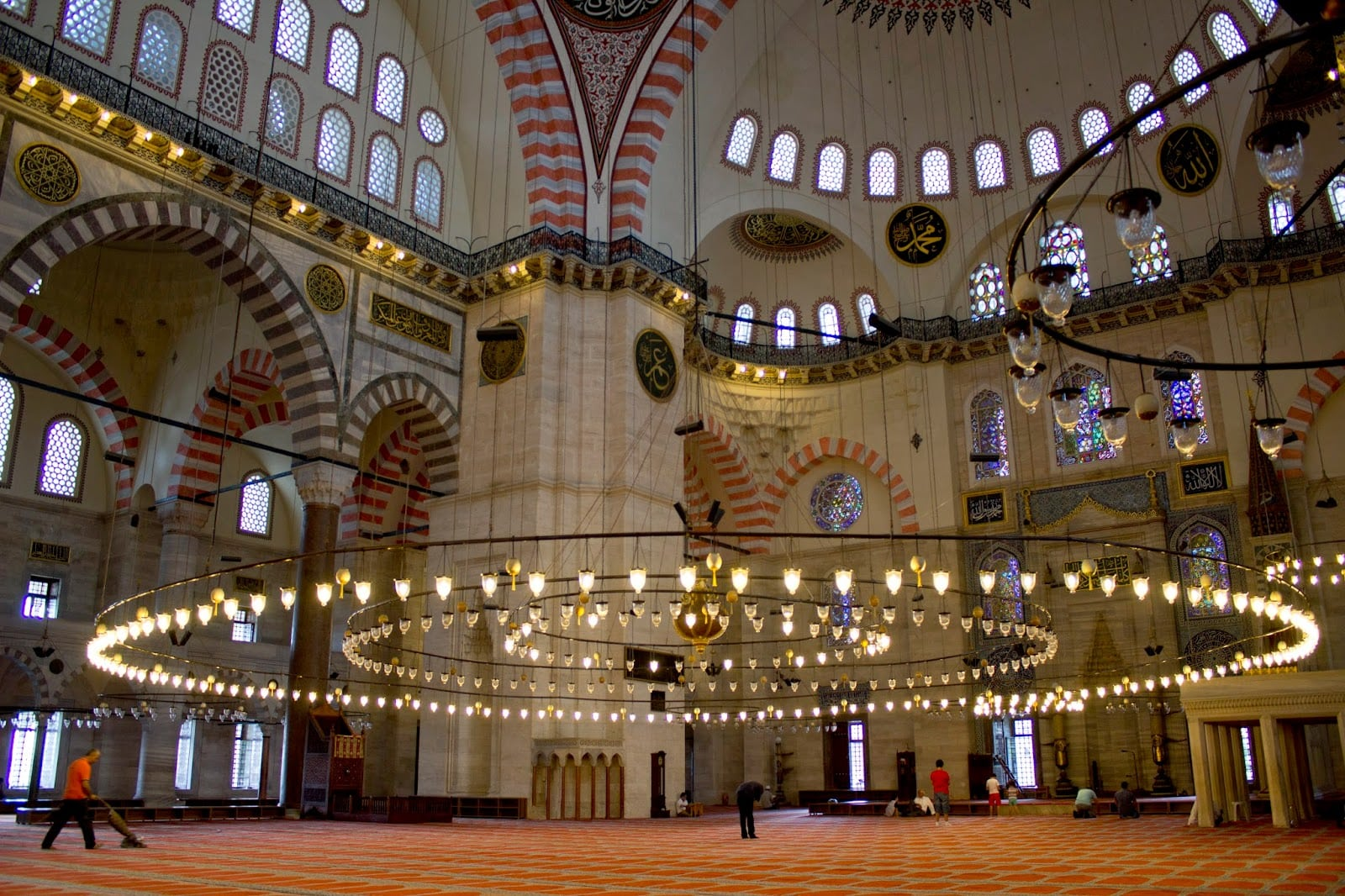 اجمل مساجد اسطنبول