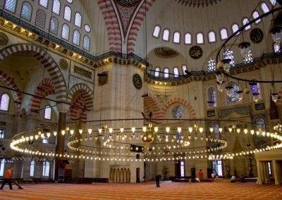 جامع السليمانية في اسطنبول