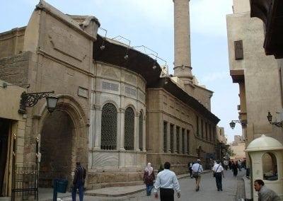 مسجد وسبيل سليمان أغا السلحدار