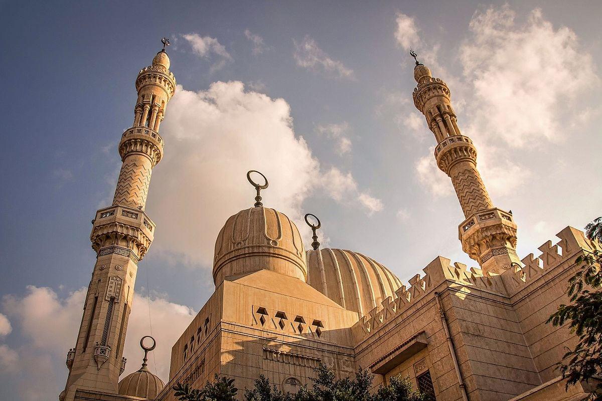 مسجد إبراهيم أغا مستحفظان مصر