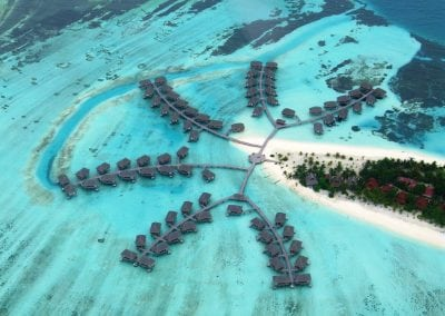 أين تقع جزر المالديف