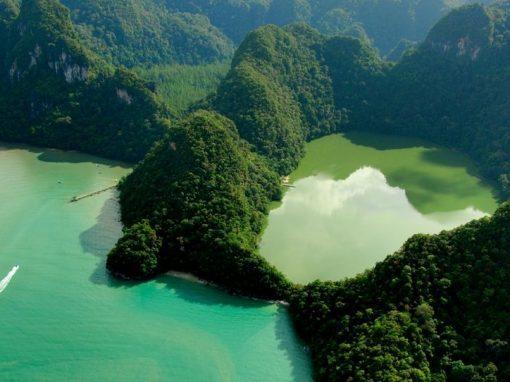 رحلة جزيرة العذراء الحامل Pulau Dayang Panteg