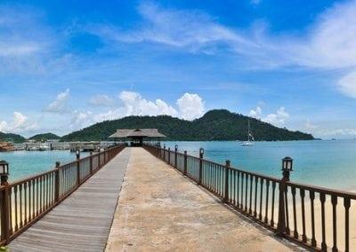 جزيرة بانكور ماليزيا 3