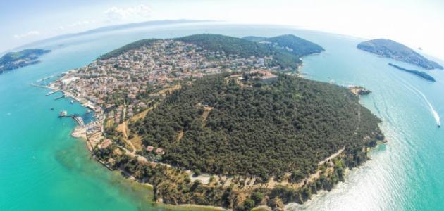 أجمل الجزر في تركيا