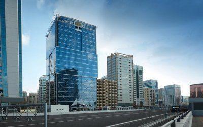 فندق جنة برج السراب أبو ظبي