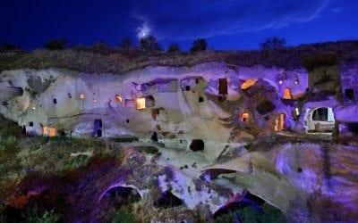 المعالم السياحية مدينة جوريمى تركيا