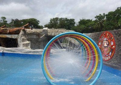 حديقة الالعاب المائية فى سريلانكا