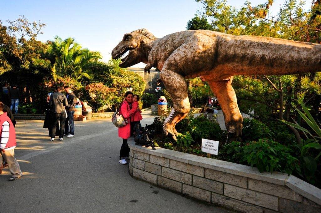 حديقة الحيوانات تركيا
