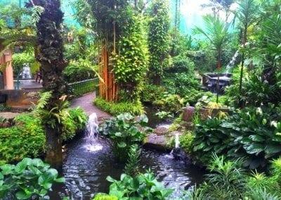 حديقة فراشات كوالالمبور
