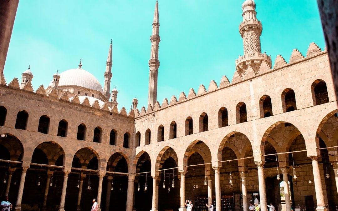 مسجد الناصر محمد بالقلعة القاهرة