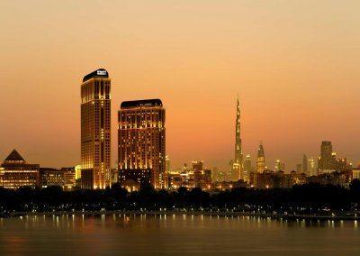 حياة ريجينسي دبي كريك Hyatt Regency Dubai Creek