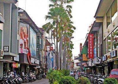 أروع الأحياء داخل جزيرة بالي