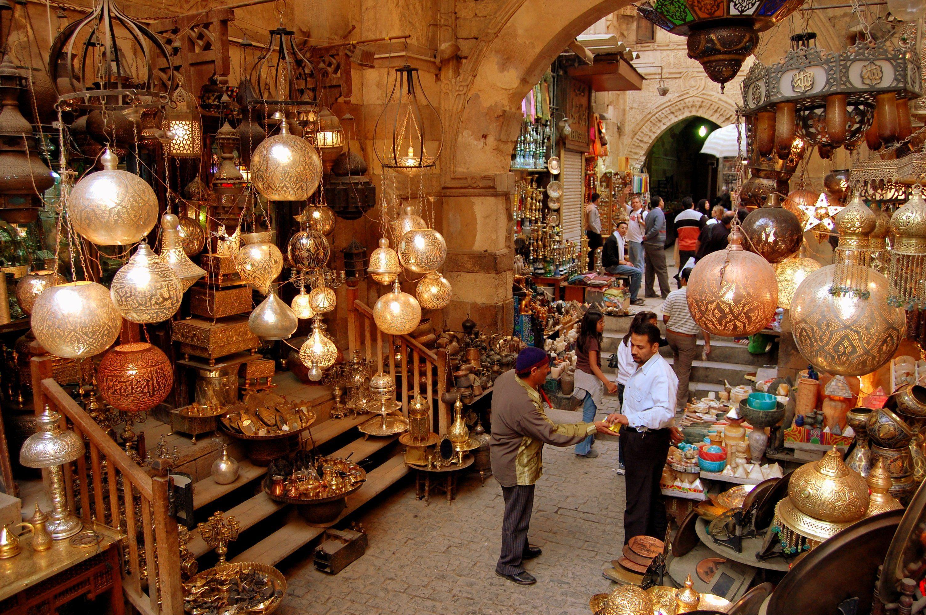 متعه التسوق والسياحة فى خان الخليلى  مصر | السياحة فى خان الخليلى