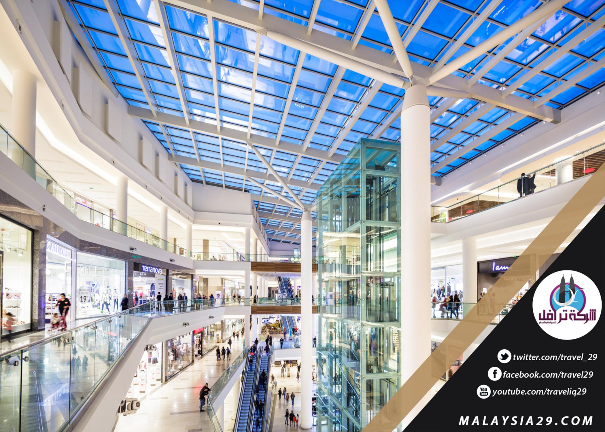 أفضل مراكز التسوق في باكو اذربيجان