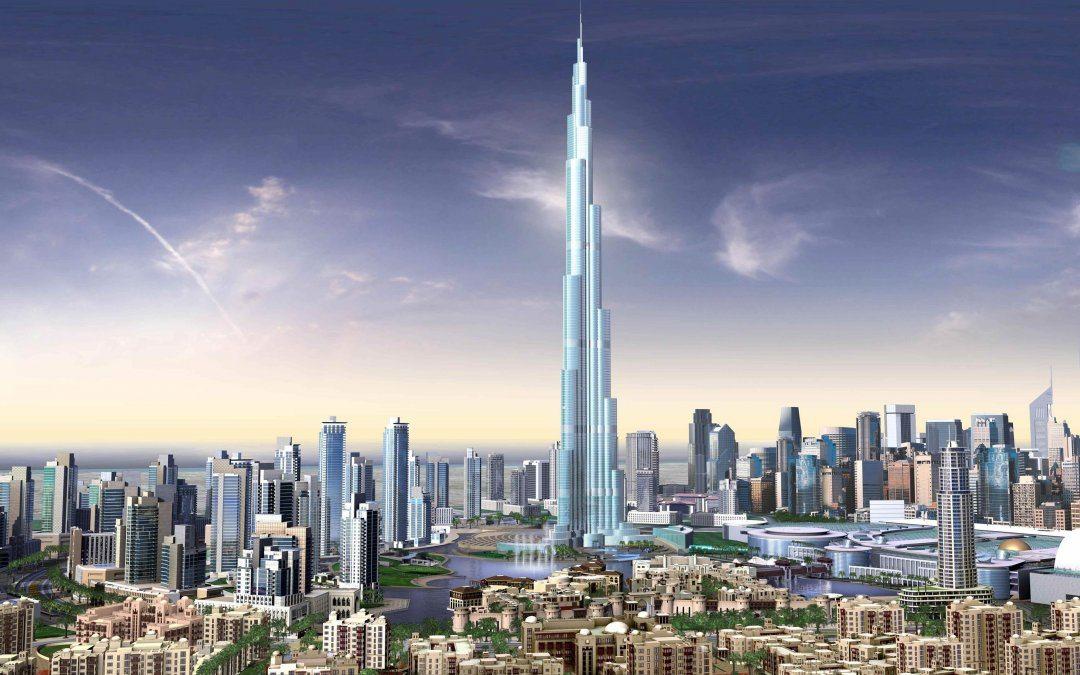 Дубай - основные достопримечательности
