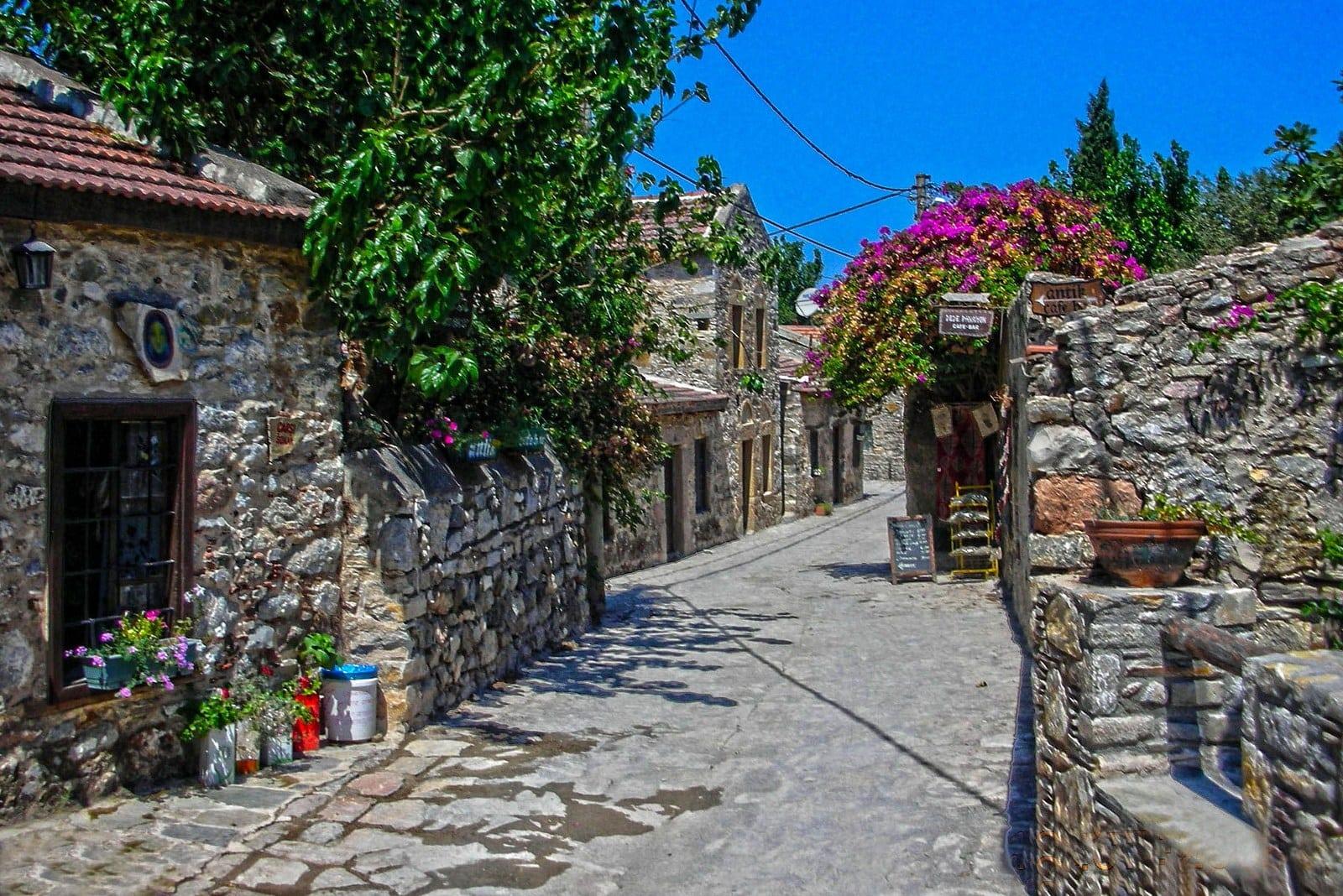 قريه سرينس تركيا