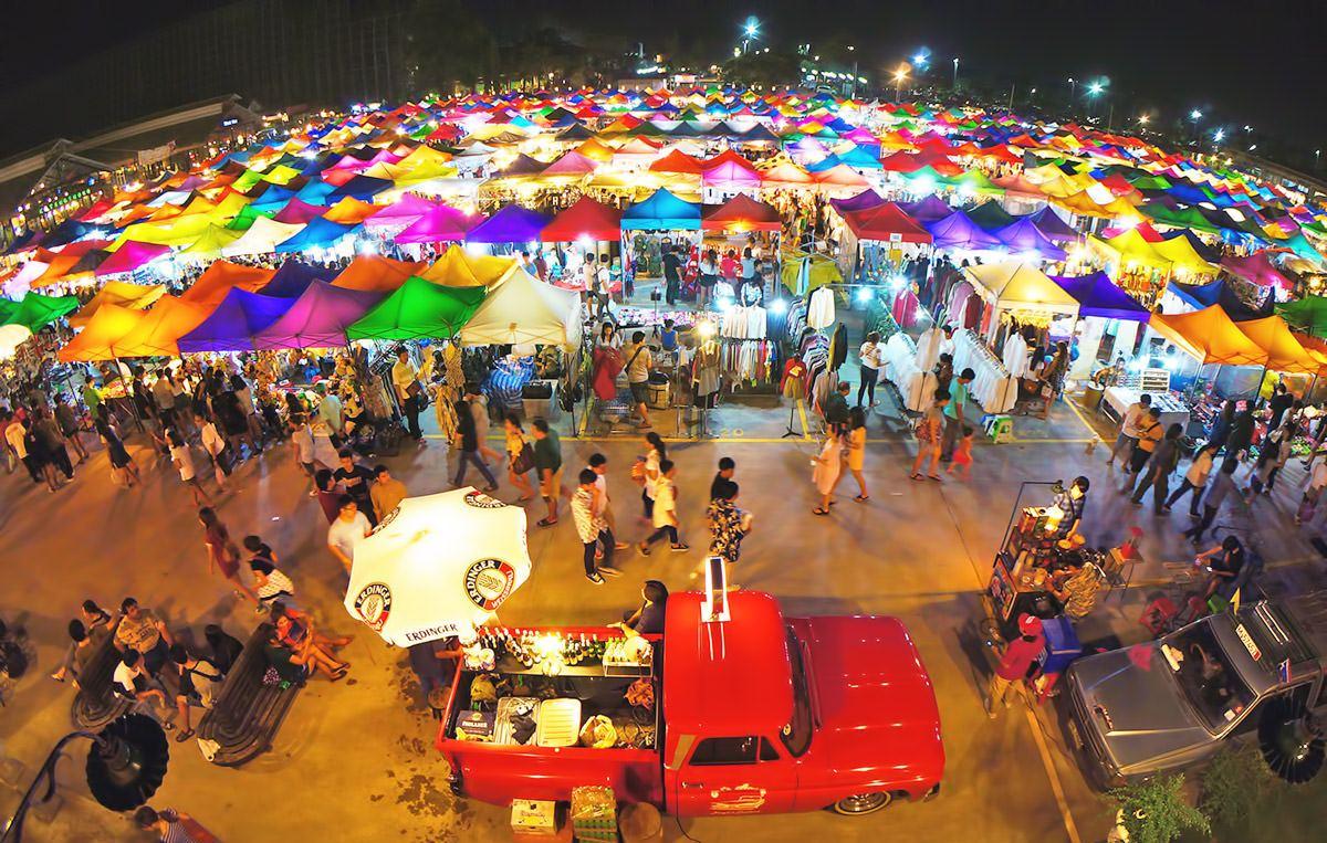 أفضل المولات و مراكز التسوق في كوساموي  | مراكز التسوق فى كوساموى تايلاند