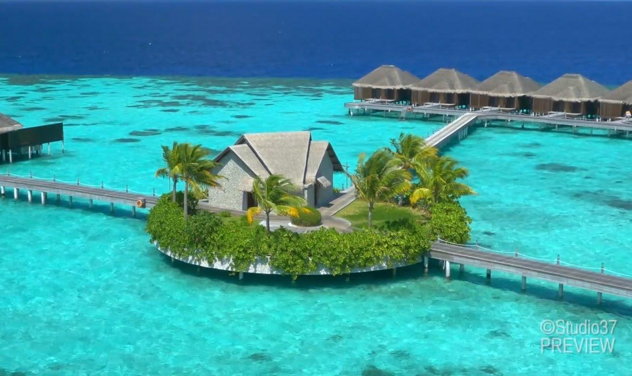 روعه السفر الي جزر المالديف مع الاطفال (3)