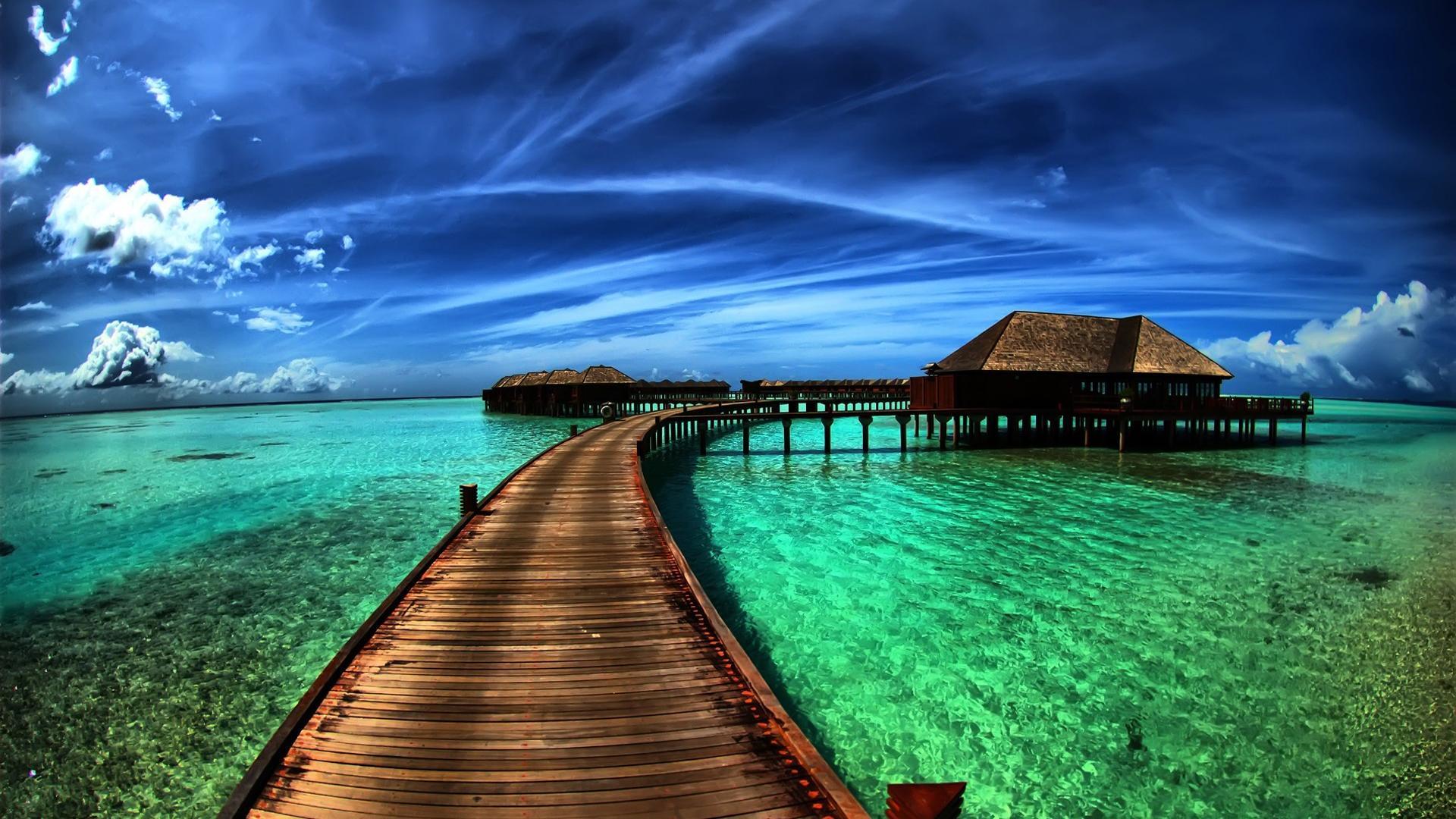 روعه السفر الي جزر المالديف مع الاطفال (6)