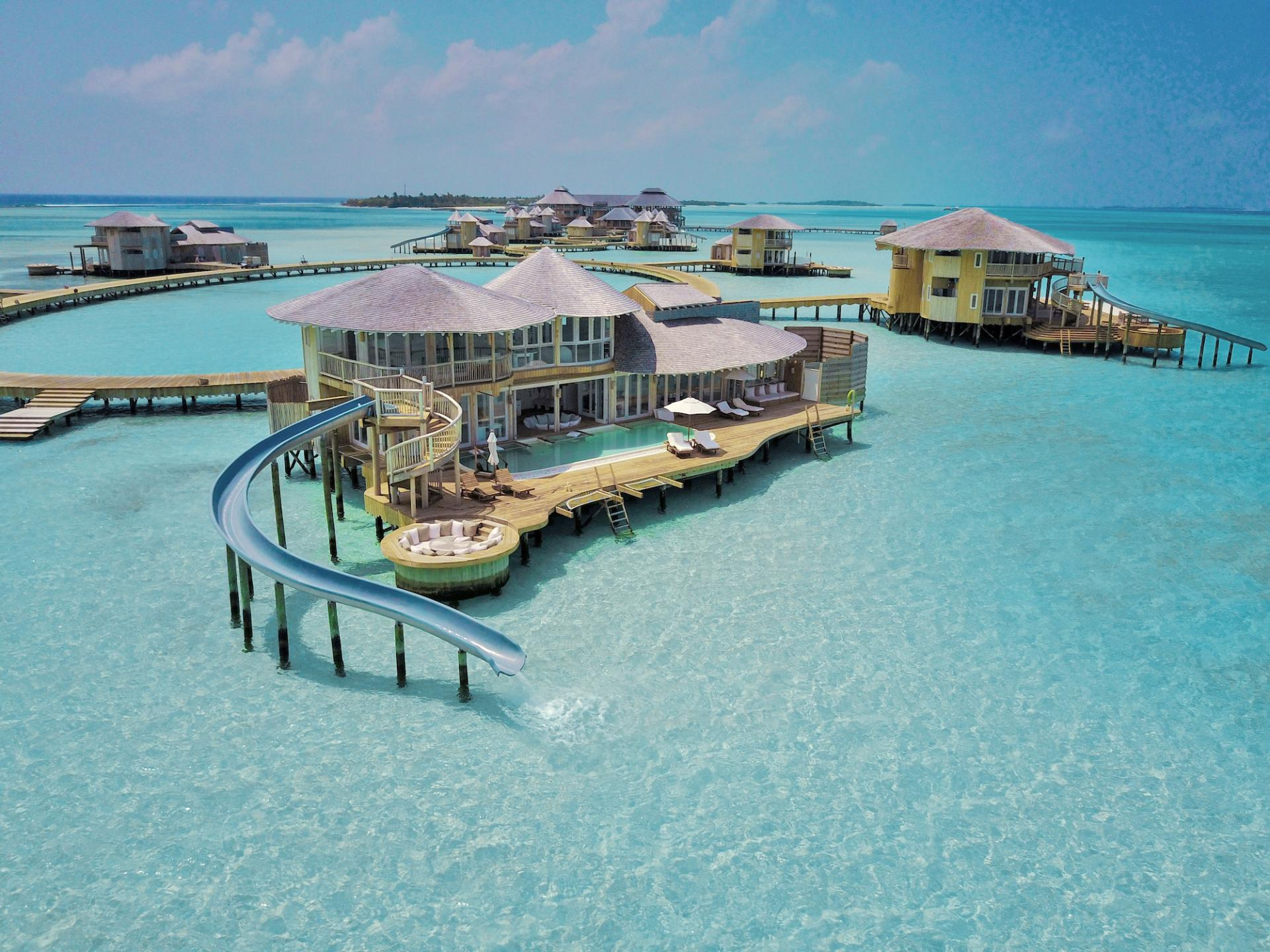 روعه السفر الي جزر المالديف مع الاطفال (7)