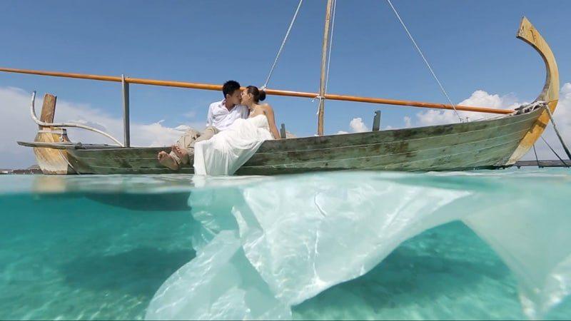 اهم الطقوس الزفاف في جزر المالديف