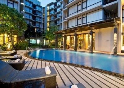تعرف على | افضل الشقق الفندقيه التى توجد فى مدينة بتايا | فى تايلاند