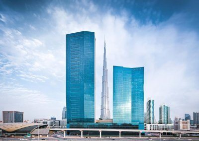 سوفتيل دبي داون تاون Sofitel Dubai Downtown