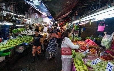 الاسواق فى تايلاند