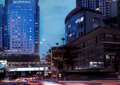 کے Pullman ہوٹل کوالالمپور