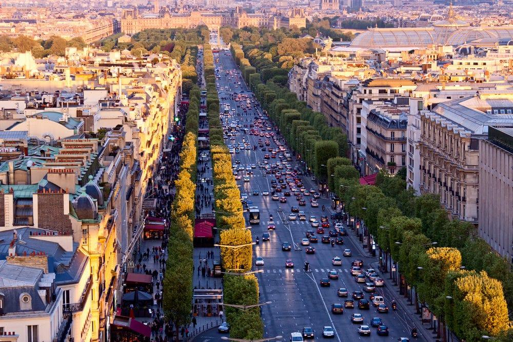 Plan a trip in Paris