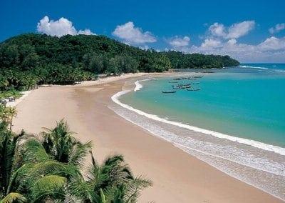 شاطئ فريدوم الجميل