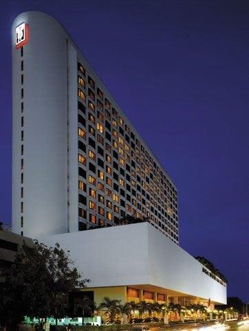 فندق شانجريلا تريدرز بينانج Traders Hotel Penang