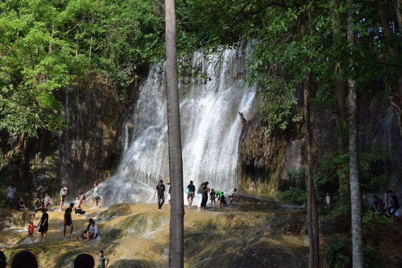المعالم السياحية في مدينة كانشانابوري فى تايلاند | مدينة كانشانابورى تايلاند