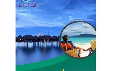 شهر عسل اقتصادي في ماليزيا شامل الفنادق والطيران الدخلي والموصلات