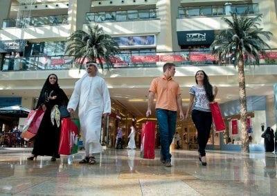 مهرجات دبي للتسوق