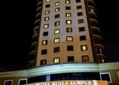 فندق أنكاسا فى كوالالمبور Ancasa Hotel Kuala Lumpur