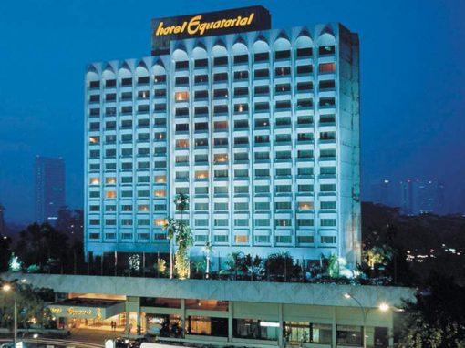 فندق اكواتريال كوالالمبور Equatorial KualaLumpur
