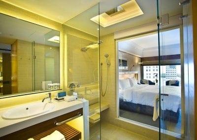 فندق بان باسيفيك Pan Pacific Hotel..