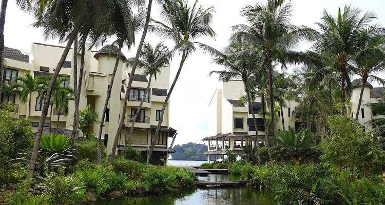 فندق تانجونغ رهو لنكاوي