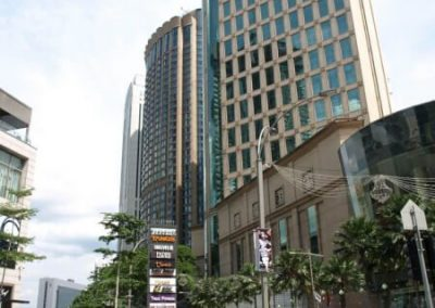 JW 매리어트 호텔 쿠알라 룸푸르