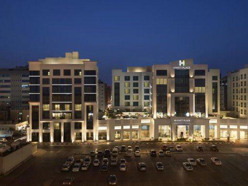 하얏트 플레이스 두바이 호텔