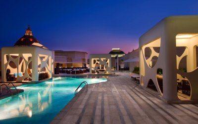 فندق دبليو مدينة الحبتور دبي