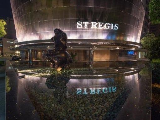 فندق ذا سانت ريجيس سنغافورة
