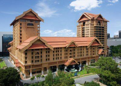 فندق رويال شولان كوالالمبور The Royale Chulan Hotel